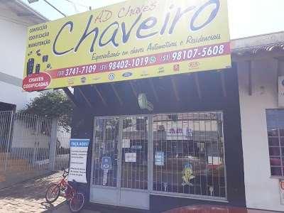 Chaveiro AD CHAVES